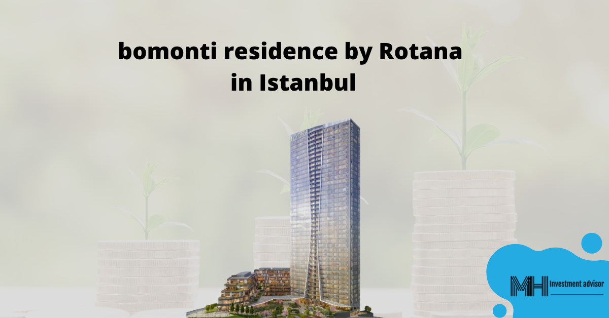 bomonti residence by Rotana in Istanbul